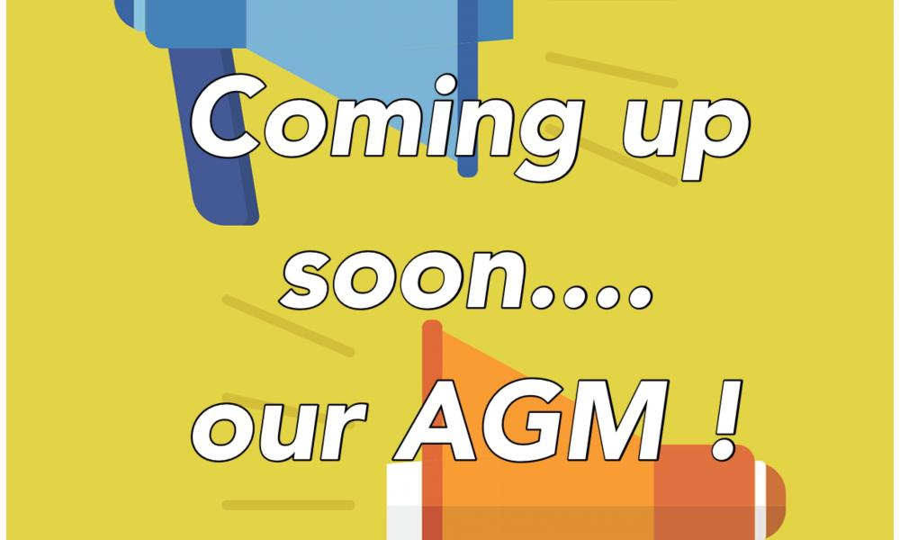 Article Image for - Upcoming Annual General Meeting