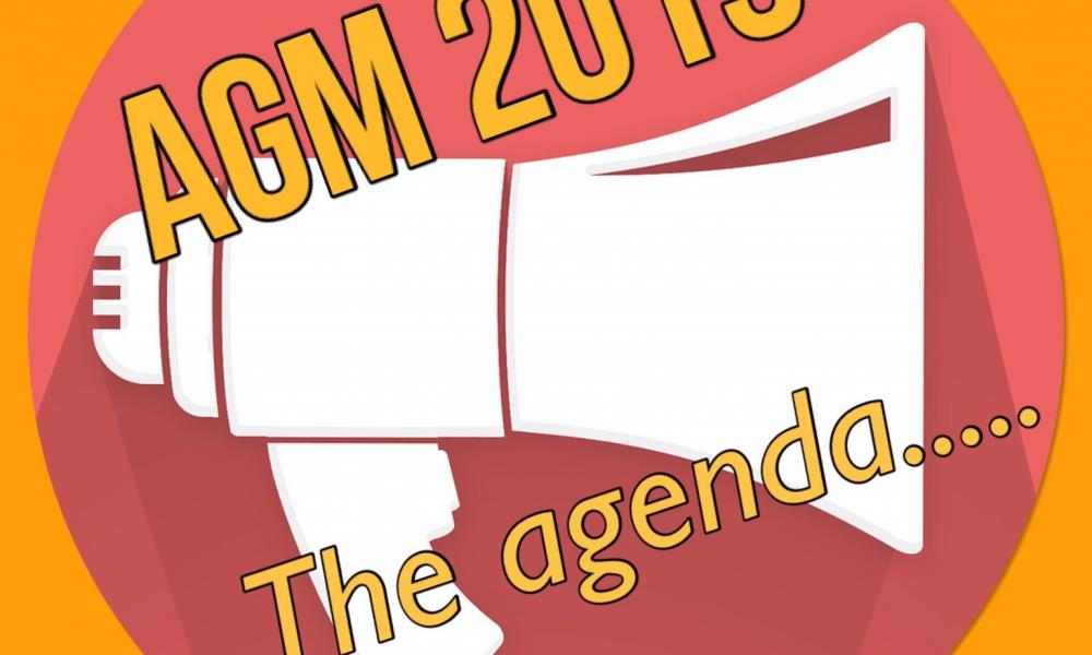 Article Image for - Annual General Meeting 2019: Agenda